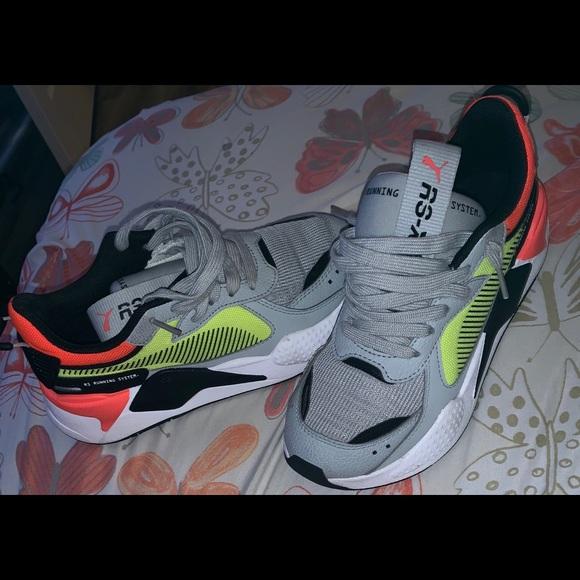 Puma Shoes   Kids Rsx Hard Drive   Poshmark